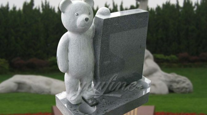 Hand Carved Customized Beer Granite Headstone